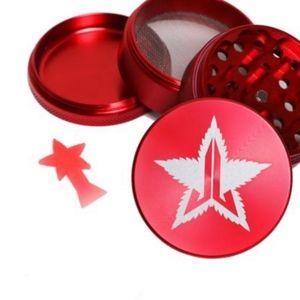 ❤JSC Limited Edition! Bright Red Grinder-